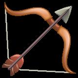 Bow And Arrow whatsapp emoji