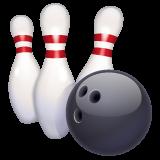 Bowling whatsapp emoji
