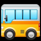 Bus whatsapp emoji