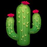 Cactus whatsapp emoji