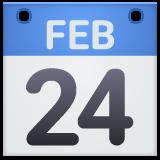 Calendar whatsapp emoji