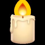 Candle whatsapp emoji
