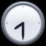 Clock Face Eight-thirty whatsapp emoji
