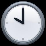 Clock Face Ten Oclock whatsapp emoji