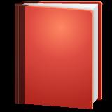 Closed Book whatsapp emoji