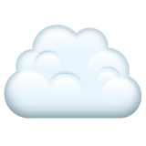 Cloud whatsapp emoji