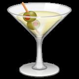 Cocktail Glass whatsapp emoji