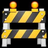 Construction Sign whatsapp emoji