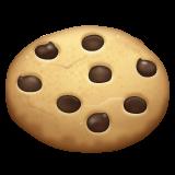Cookie whatsapp emoji