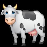 Cow whatsapp emoji