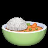Curry And Rice whatsapp emoji