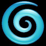 Cyclone whatsapp emoji
