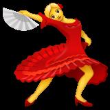 Dancer whatsapp emoji