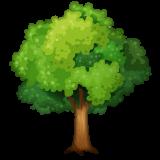 Deciduous Tree whatsapp emoji