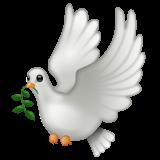 Dove Of Peace whatsapp emoji