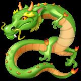 Dragon whatsapp emoji