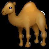 Dromedary Camel whatsapp emoji