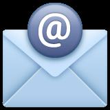 E-mail Symbol whatsapp emoji