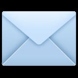 Envelope whatsapp emoji