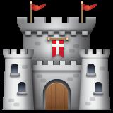 European Castle whatsapp emoji
