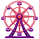 Ferris Wheel whatsapp emoji