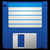 Floppy Disk whatsapp emoji