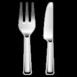 Fork And Knife whatsapp emoji