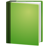 Green Book whatsapp emoji