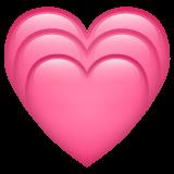 Growing Heart whatsapp emoji