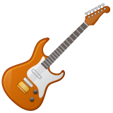 Guitar whatsapp emoji