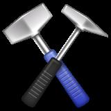 Hammer And Pick whatsapp emoji