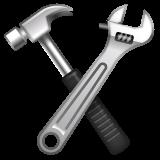 Hammer And Wrench whatsapp emoji