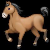 Horse whatsapp emoji