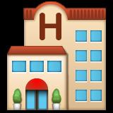Hotel whatsapp emoji