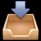 Inbox Tray whatsapp emoji