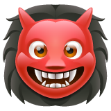 Japanese Ogre whatsapp emoji