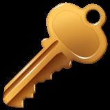 Key whatsapp emoji