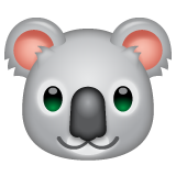 Koala whatsapp emoji