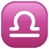 Libra whatsapp emoji