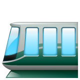 Light Rail whatsapp emoji