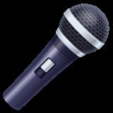 Microphone whatsapp emoji