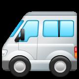Minibus whatsapp emoji