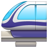 Monorail whatsapp emoji