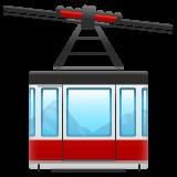 Mountain Cableway whatsapp emoji