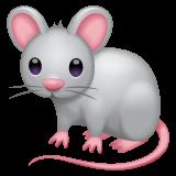 Mouse whatsapp emoji