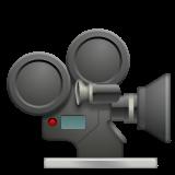 Movie Camera whatsapp emoji
