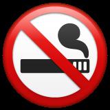 No Smoking Symbol whatsapp emoji