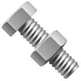 Nut And Bolt whatsapp emoji