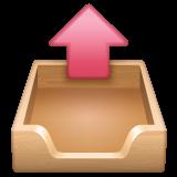 Outbox Tray whatsapp emoji