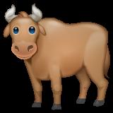 Ox whatsapp emoji
